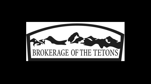 Brokerage of the Tetons Logo