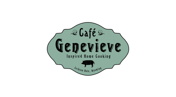 Cafe Genevieve Logo