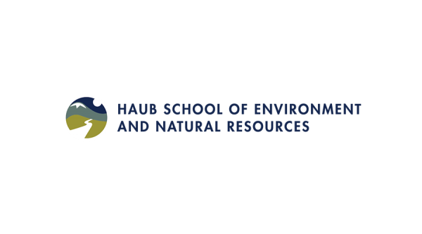 Haub School of Environment and Natural Resources Logo