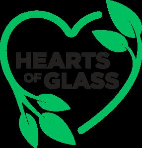 Hearts of Glass Heart Logo