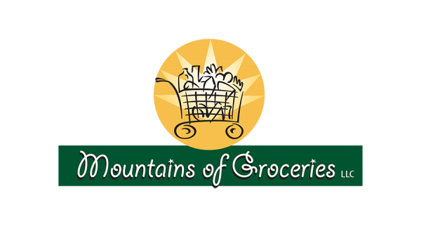 Mountains of Groceries Logo