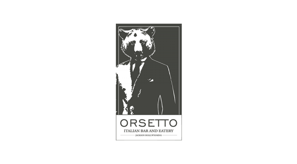Orsetto Restaurant Logo