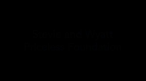 Stevie and Wyatt Priceless Foundation Logo