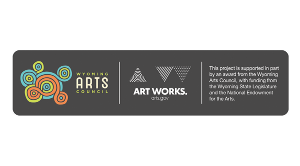Wyoming Arts Council Logo