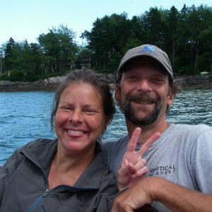 Photo of Bob and Melissa Arndt